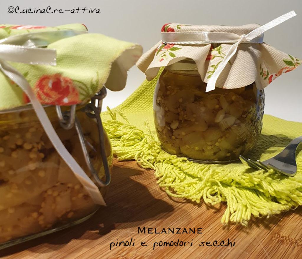 melanzanesott'olio